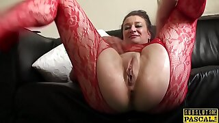 Facefucked grown-up Britt slut analy wrecked