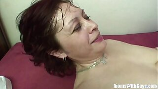 Stepson Having An Affair Relating to His Redhead Stepmom