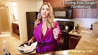 Coco Vandi increased by Cory Chase - Private Vacation with Busty Step Mom
