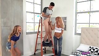 Hot Dam teaching teens - Molly Mae added to Parker Swayze