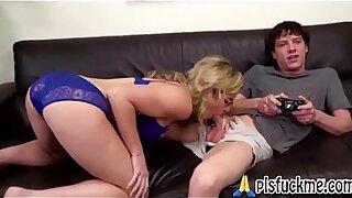 Cory Hunt in Take a zizz fucking stepmom