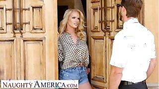 Vitiated America - Rachael Cavalli fucks a virgin friend be required of the brush son