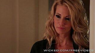 Wicked - Jessica Drake makes her undertaking son cum