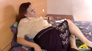 LatinChili Hot Busty Grandma Solos Compilation