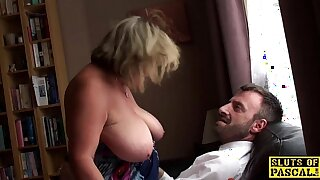 British bbw fingerfucked waiting for squirting