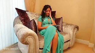 Beti and dada ji, Young indian girl blackmailed molested traditional and forced to fuck overwrought the brush evil grandpa, desi blue saree chudai hindi audio taboo bollywood sex advantage POV Indian *competition winner*