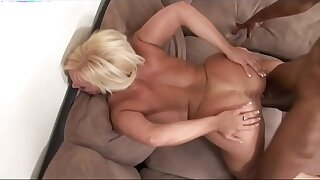 Alexis Golden is seduced by a handsome black suppliant