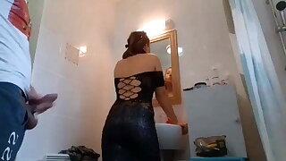 This stepmom receives a cock unexpectedly