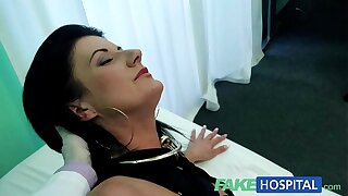 FakeHospital Longing mature down in the mouth MILF has a mating confession to make