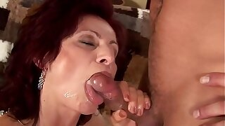 Wanda Lynn - czech mature, hardcore fucking, mastrubate and squirting