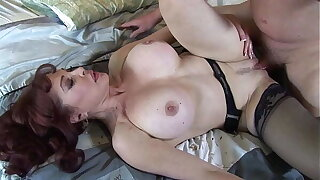 Insatiable milf sucks and presses a catch load of shit the greatest the brush tits